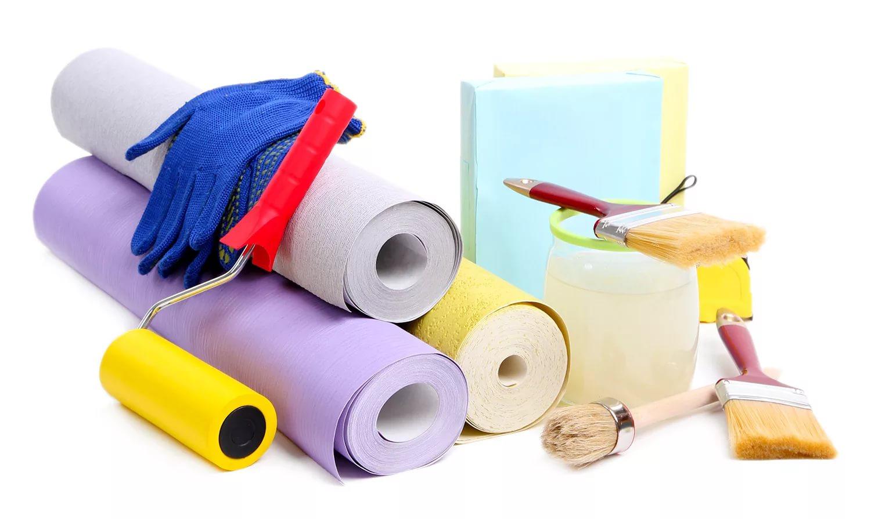 поклейка обоев, строительная каска, негашеная известь, стройматериалы, Одинцово, купить, слесарный инструмент, продажа, строительного, инструмента, строительные, материалы, гашеная известь, краска, крепеж