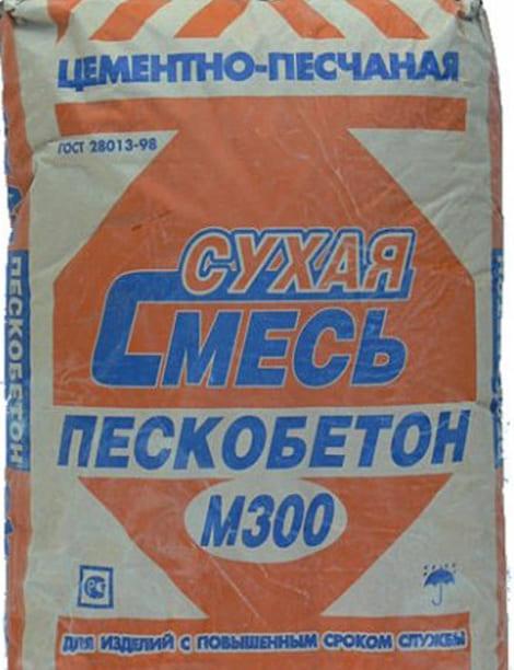 Пескобетон М-300 , купить в Одинцово, доставка, оптом, продажа, строительного, инструмента, слесарного, купить, краску, Одинцово, крепеж, спецодежда, стройматериалы