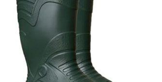 Обувь утепленная ЭВА